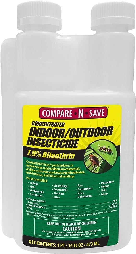 Concentrado insecticida para interior y aire libre. Compara y ahorra.: Amazon.es: Jardín