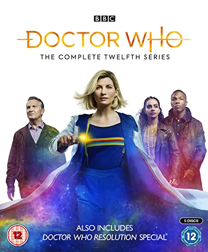 Doctor Who - Series 12 Bd Edizione: Regno Unito Italia Blu-ray: Amazon.es: Cine y Series TV