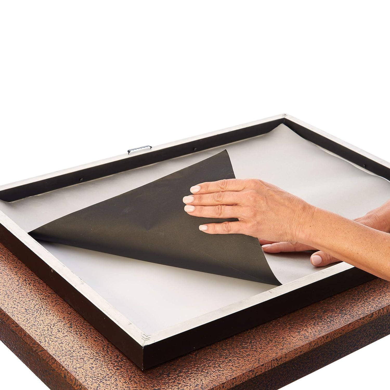 SYB Poster Frame Liner, EMF Radiation Protection Shield for Any Frame (5x7) PFLiner-5x7