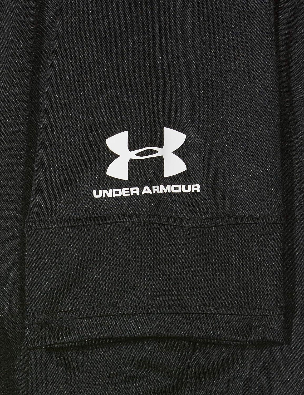 Under Armour Childrens Youth Challenger Iii Trainingtop Short-Sleeve Shirt