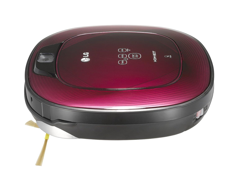 LG Electronics VR64701LVMP Hombot cuadrado 3.0, 23 W