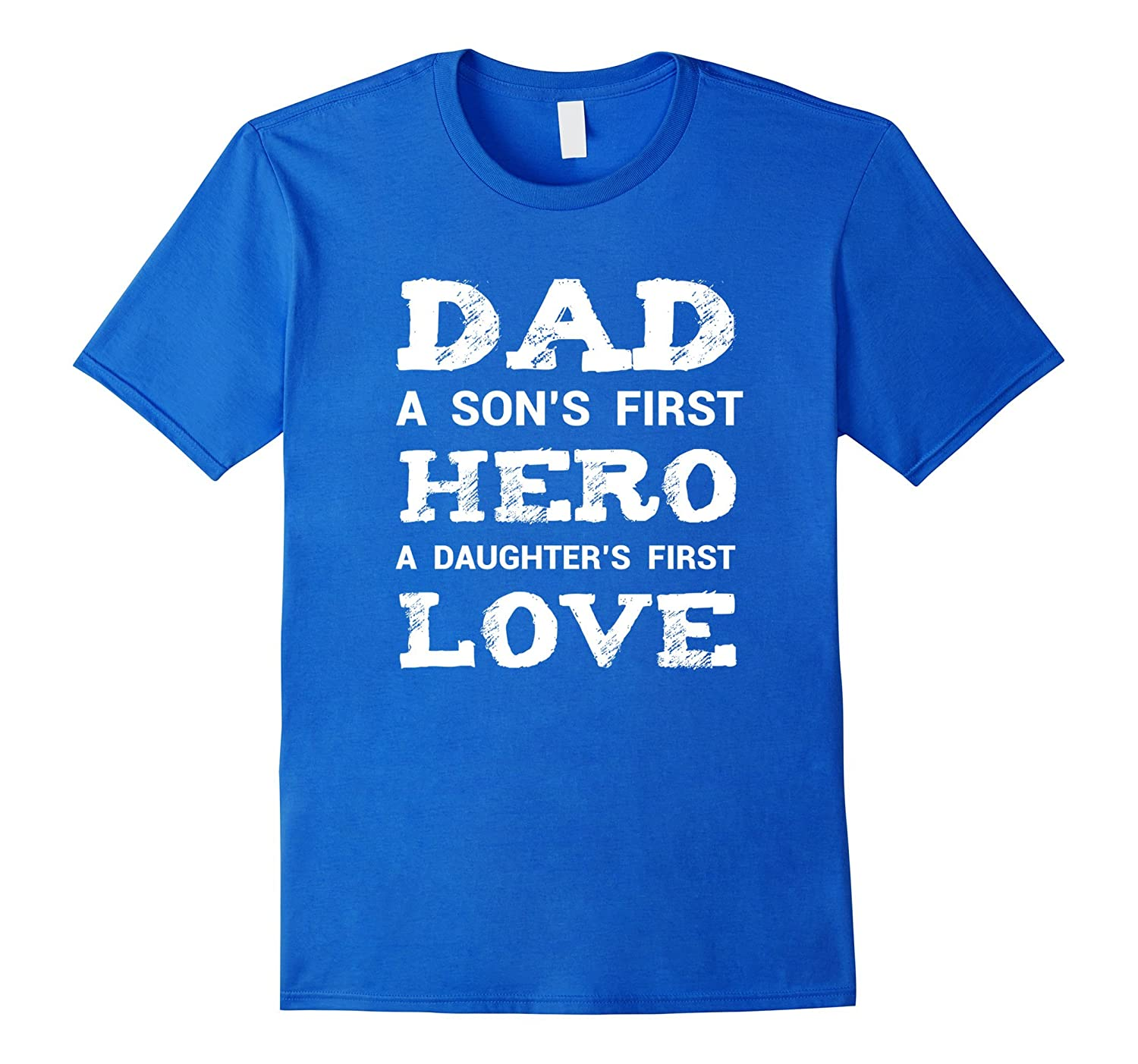 63674b3e Cute Daddy Son Daughter Shirt New Dad Fathers Day Gift-PL – Polozatee