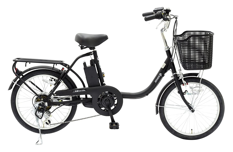 EISAN(エイサン) 電動アシスト自転車 BENERO206 6Ah ブラック B01IRJFVIQ