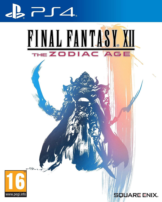 Final Fantasy XII HD: The Zodiac Age, Edición Standard