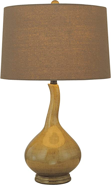 Minka Lavery 10194 0 Modern Fixtures Small Ceramic Table Lamp 1