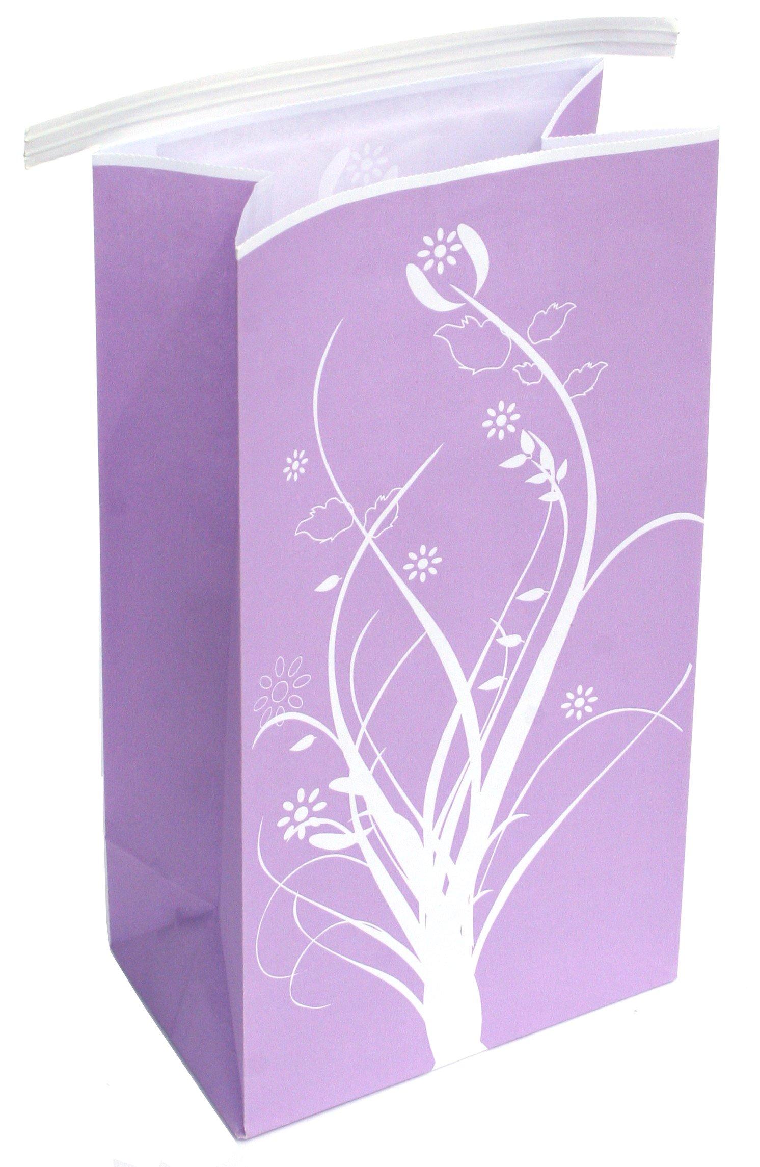 Lavender Lulu Vomit Bag - Pack of 10