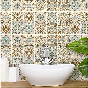 [FANTASTIX] Tile Decals GS-705 European Yellow, 11