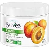 St. Ives Fresh Skin Invigorating Scrub, Apricot, 10 Ounce
