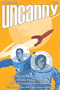 Uncanny Magazine Issue 6: September/October 2015