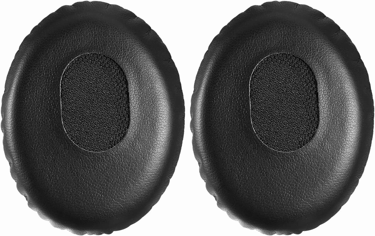 OE1 Headphones ONLY JARMOR Replacement Memory Foam Ear Cushion Cover Kit for Bose QuietComfort 3 Black QC3 Earpads On Ear