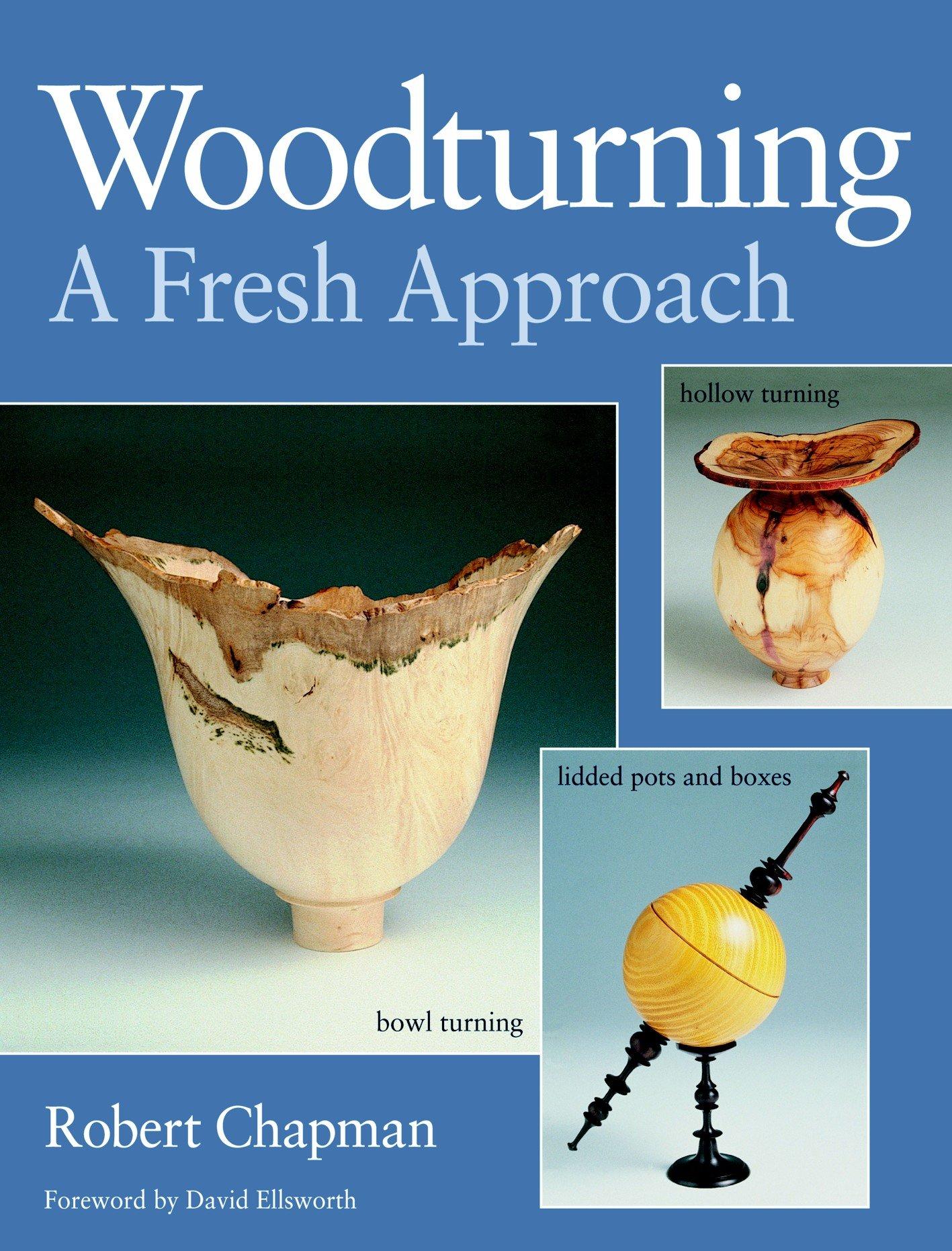 Woodturning A Fresh Approach pdf epub