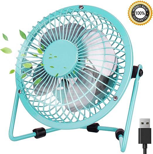 Ventilador USB, PEMOTech® Mini ventilador portátil de portátil USB ...