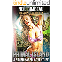Primal Island: The Complete Bimbo Harem Adventure