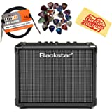 Blackstar ID:Core Stereo 10 V2 Guitar Amplifier Bundle with Instrument Cable, Picks,