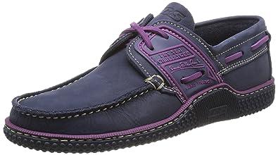 b23899deb11274 TBS Globek, Chaussures Bateau Homme - Bleu (Encre/Orchidée), 45 EU ...
