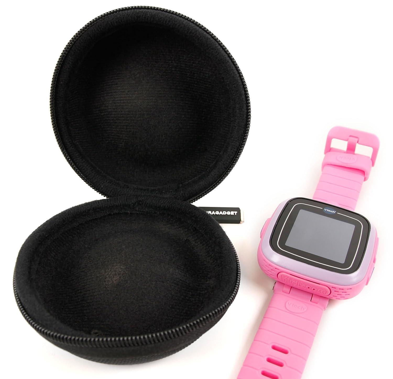 Duragadget Etui Rigide de Protection pour Gulli Watch/Kurio Watch Montre connectée sans Fil (172557 et 172556): Amazon.fr: High-tech