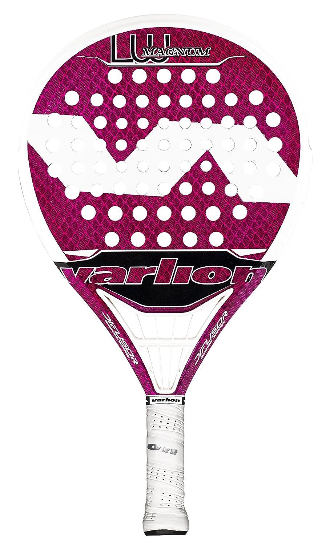 VARLION L.W. Magnum Difusor - Pala de pádel para Mujer, Color Rosa: Amazon.es: Deportes y aire libre