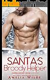 Santa's Broody Helper: A Sleeping with the Scrooge Short Story