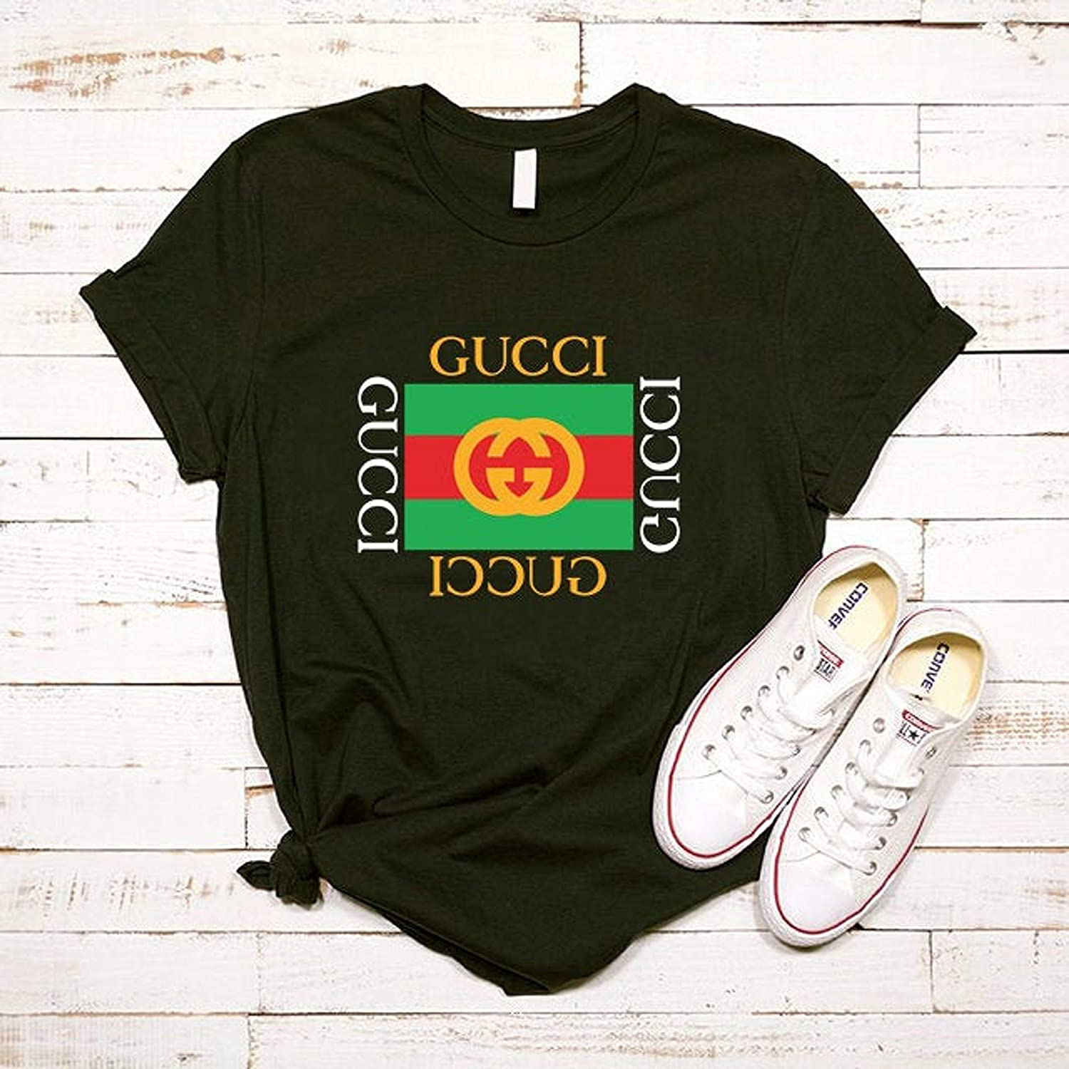 half off top-rated discount volume large Amazon.com: Gucci Shirt, Gucci Tshirt, Gucci Shirt T-shirt ...