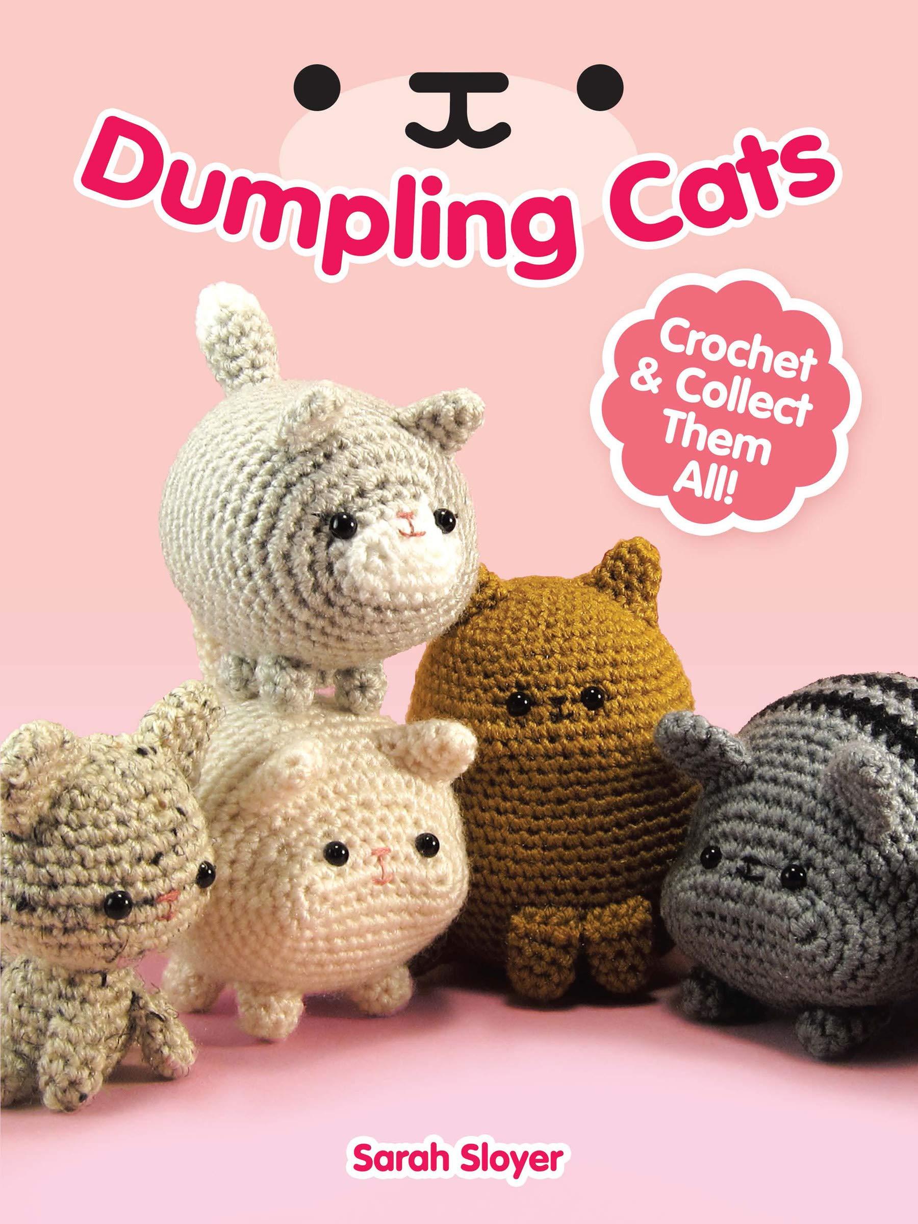 Large plush cat amigurumi pattern | Amiguroom Toys | 2399x1800