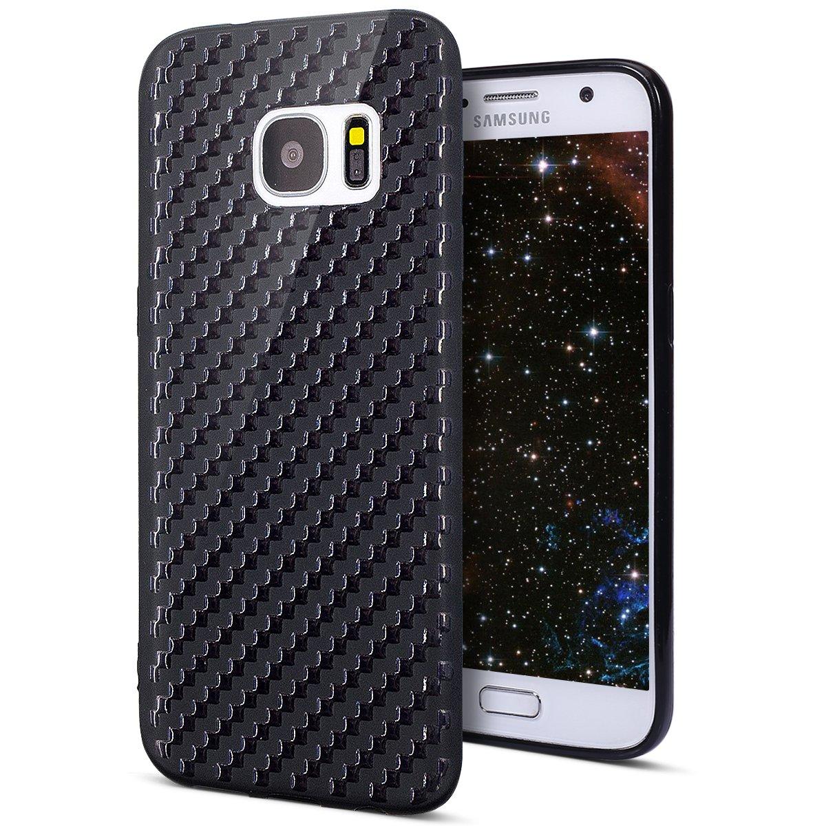 Funda Compatible Samsung Galaxy S7,Carcasa Galaxy S7.KunyFond Soft ...