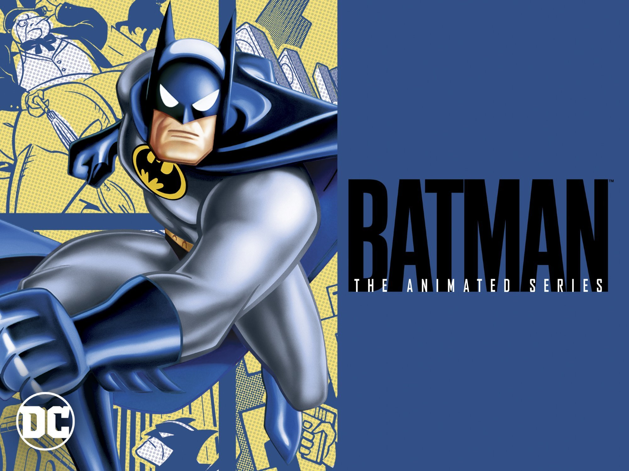 Watch Batman The Animated Series The Complete First Volume Prime Video