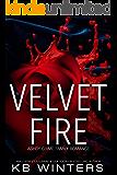 Velvet Fire: Ashby Crime Family Romance