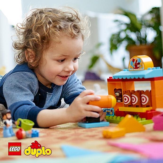 LEGO 乐高 Duplo 得宝 小镇系列 射击游乐场 10839 幼儿积木玩具 4.9折$12.26 海淘转运到手约¥124