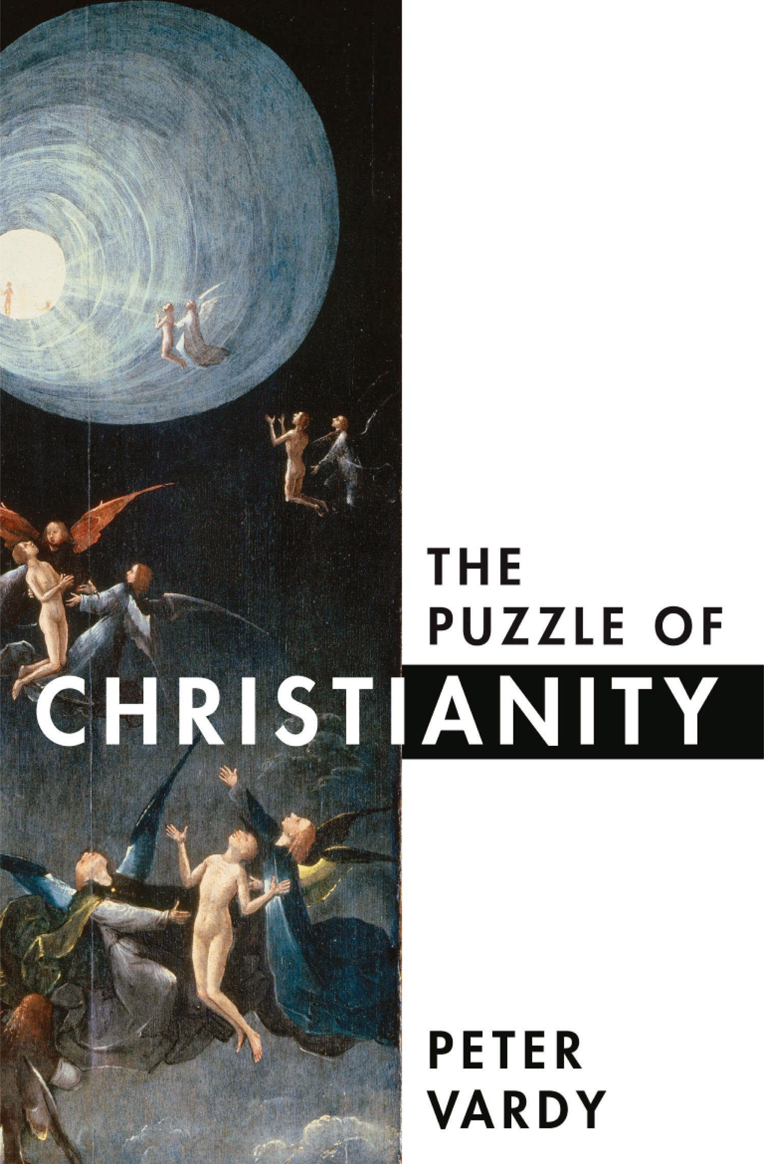 the puzzle of christianity amazon co uk peter vardy