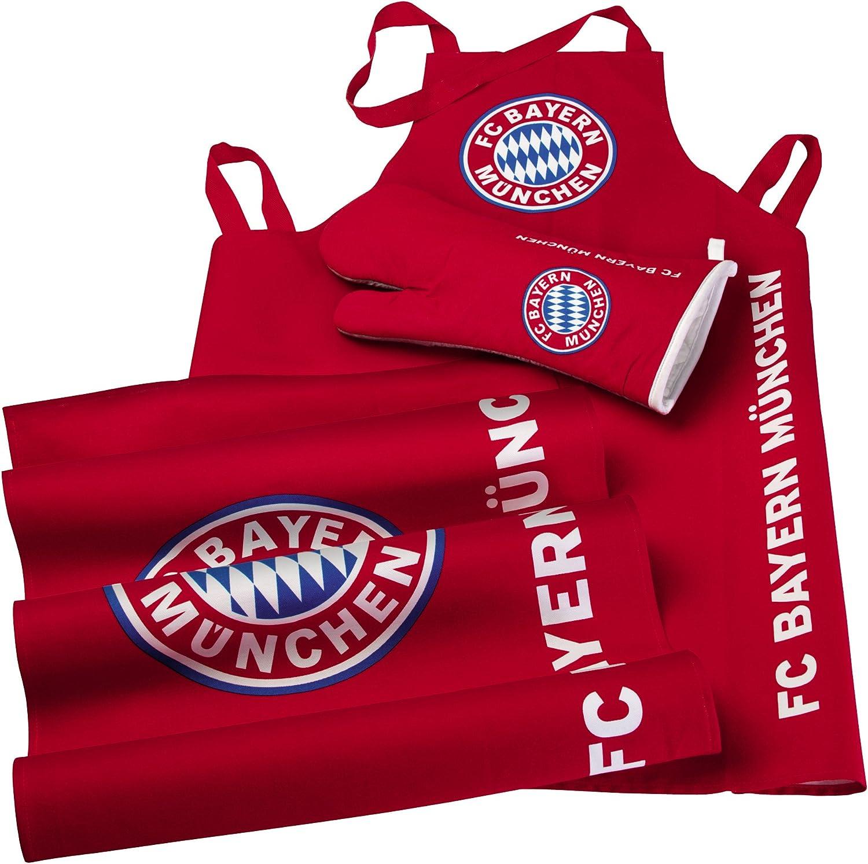 Set da barbecue 3 pezzi FC Bayern München Casalinghi Sport e tempo ...
