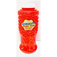 Sizzlin' Steak Scented Bubbles for Dogs - 8 oz Bottle - 100% Non Toxic and Tear Free