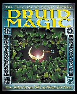 Druid power celtic faerie craft elemental magic amber wolfe druid magic the practice of celtic wisdom fandeluxe Images
