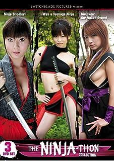 Amazon.com: Memoirs of a Lady Ninja [DVD] [2011] [Region 1 ...