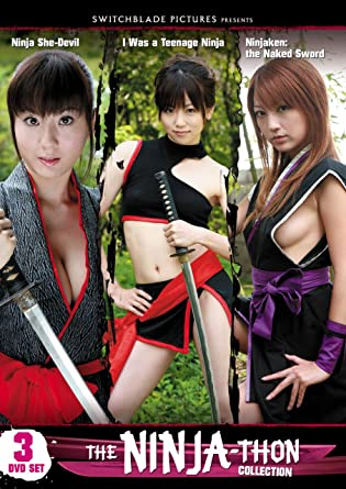Amazon.com: The Ninja-Thon Collection: Ninja She-Devil / I ...