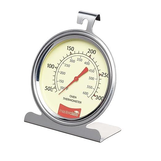322 opinioni per Master Class Termometro per forno in acciaio INOX