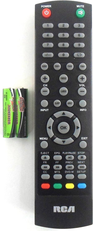 RCA Remote Control for RLDEDV4001-A-C