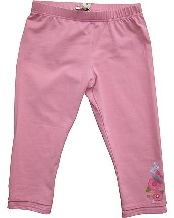 6610423a4e88 Kenzo Girls  Leggings Pink Pink  Amazon.co.uk  Clothing