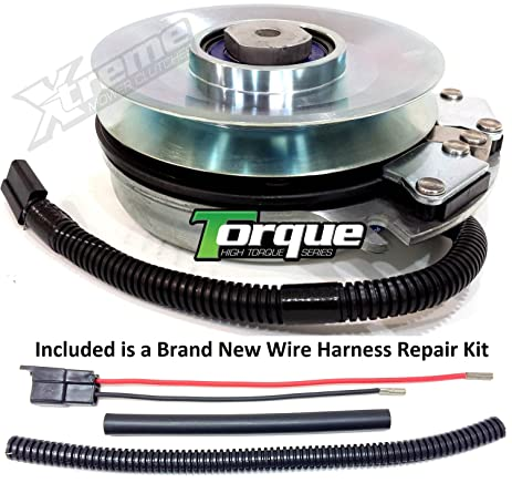 817RTmAlF1L._SX463_ amazon com bundle 2 items pto electric blade clutch, wire Borg Warner Clutch Catalog at mr168.co