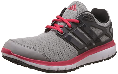 new style 2e805 7b6a1 Adidas Mens Energy Cloud M Mgsogr, Dkgrey and Rayred Running Shoes - 7 UK
