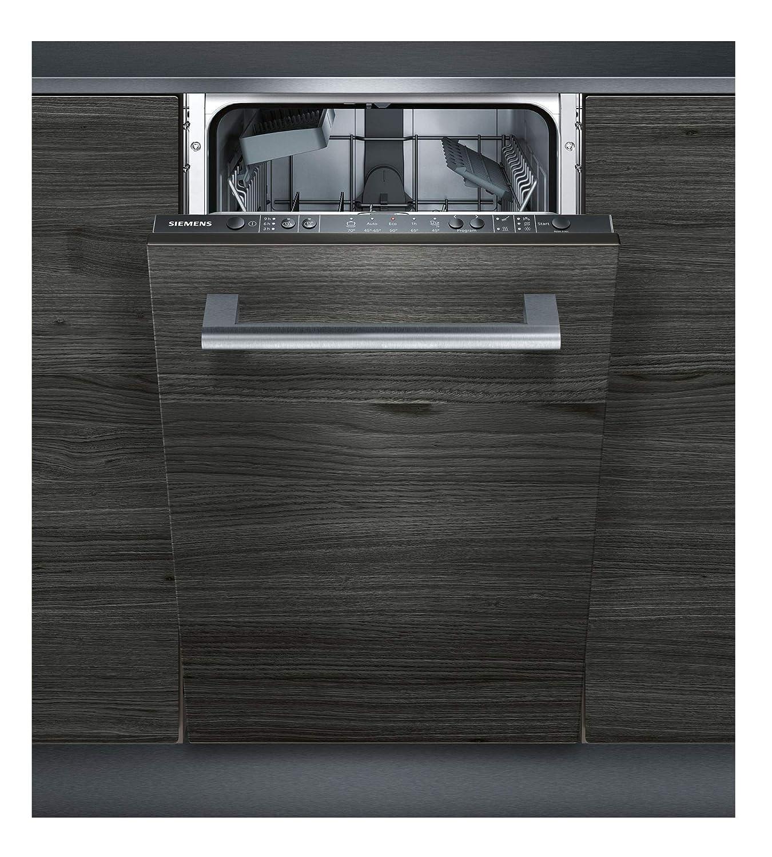 Siemens iQ100 SR615X00CE lavavajilla Totalmente integrado 9 ...