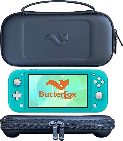 ButterFox - Funda de Transporte para Nintendo Switch Lite, 9 Game ...