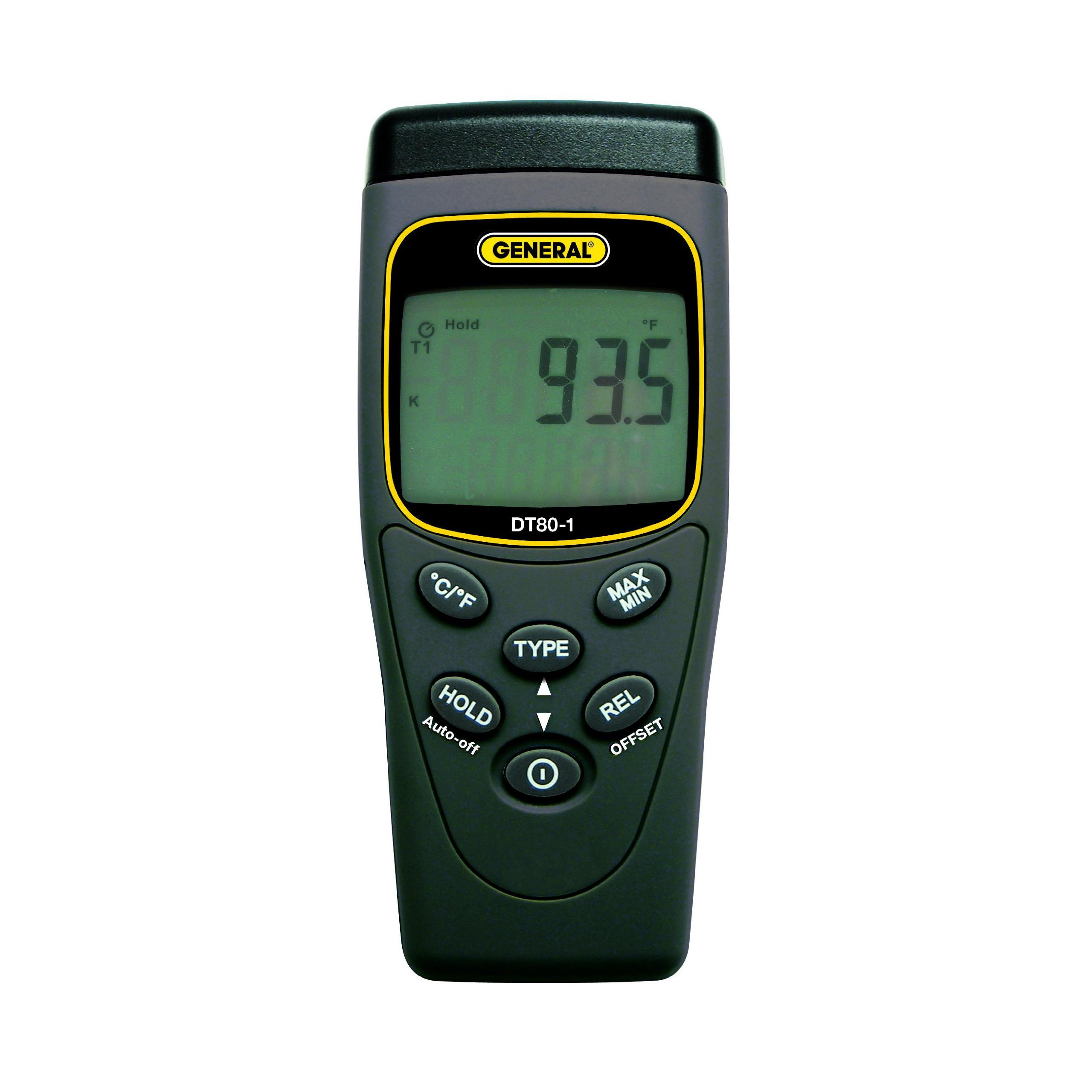 Economical Type K/J Thermocouple Thermometer
