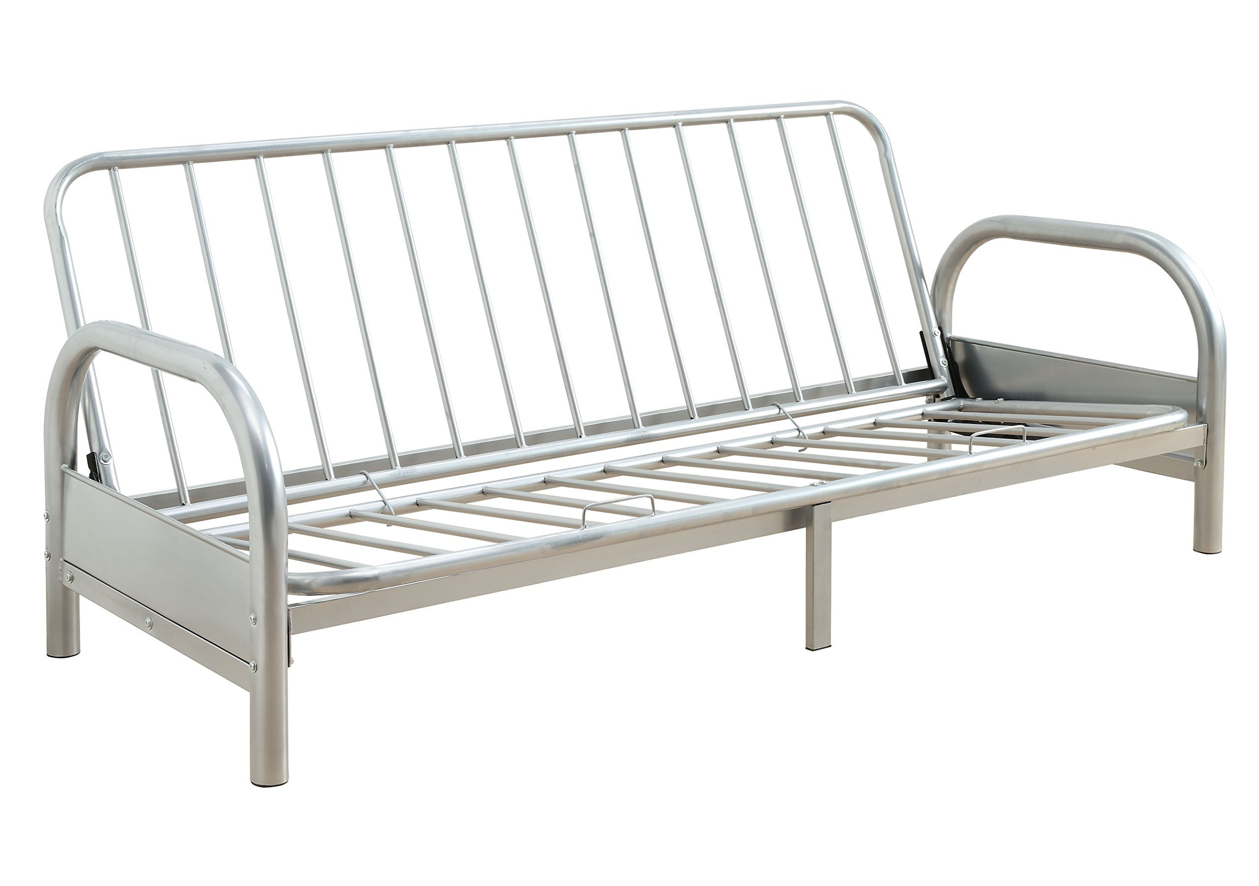 Acme Furniture 02172SI Alfonso Adjustable Sofa Frame, One Size, Silver by Acme Furniture