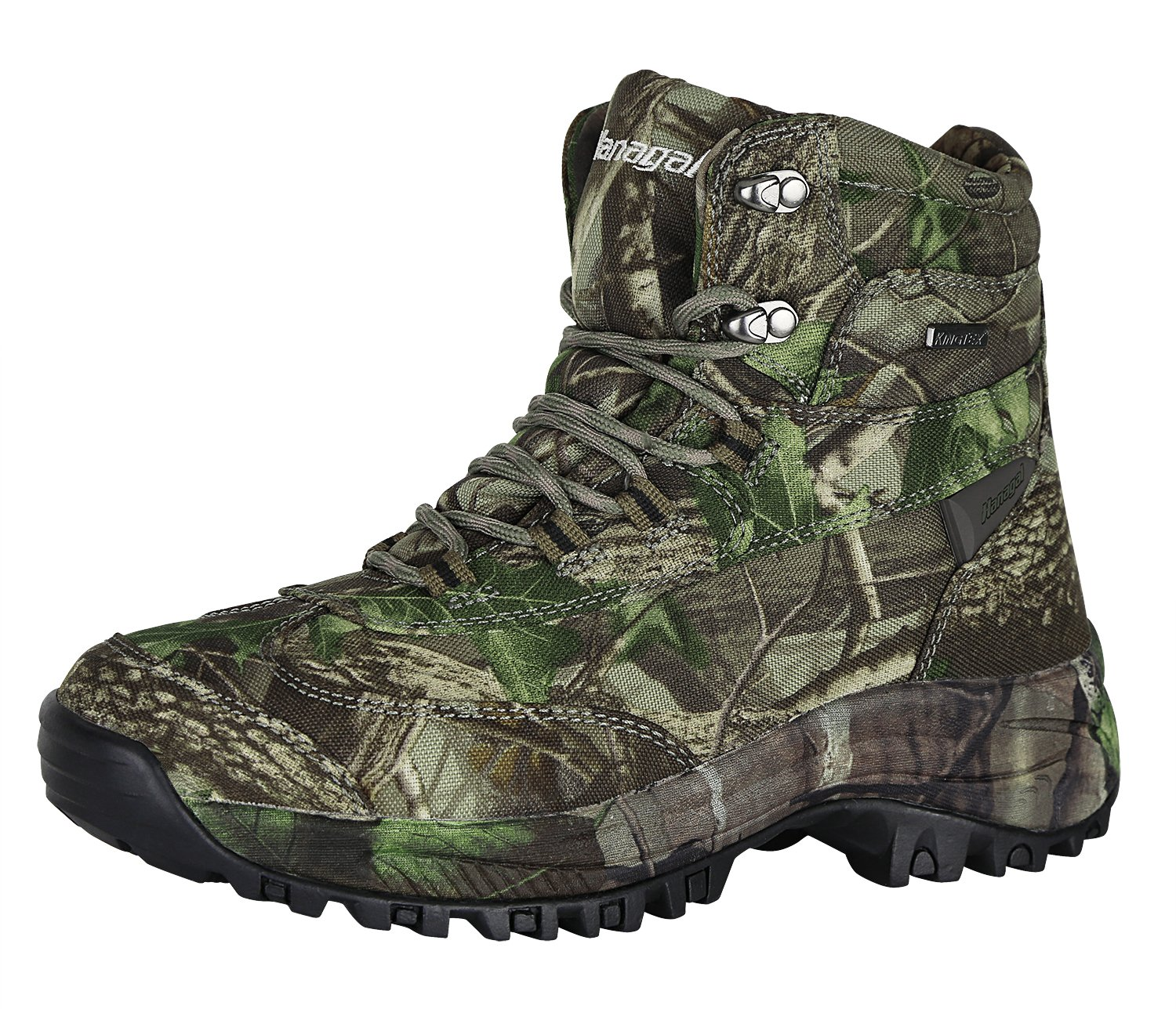 Hanagal Men's Touraine Hiking Shoe,Camouflage, Size 11.5