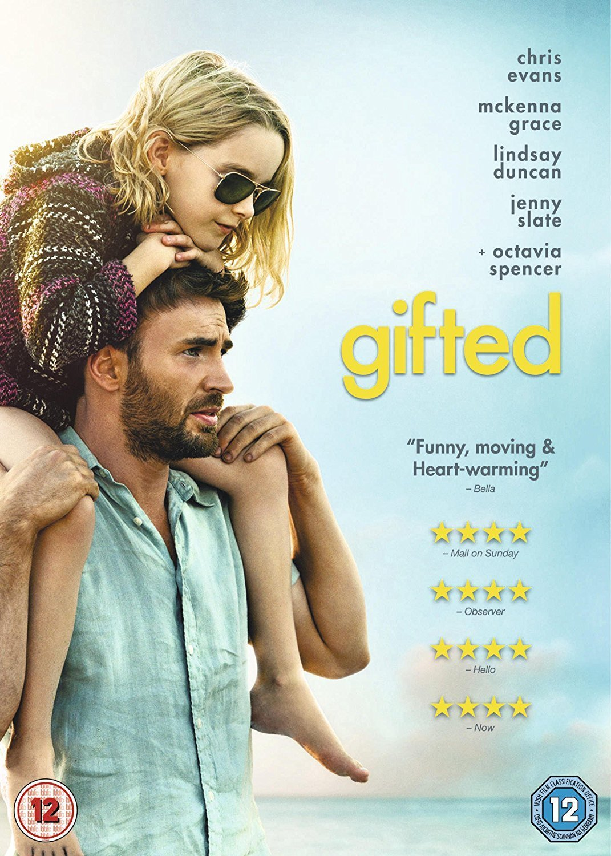 Amazon.com: Gifted [DVD] [2017]: Movies & TV