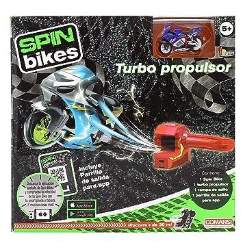 Amazon.com: Turbo propulsor Spin bicicletas: Toys & Games