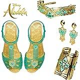 Disney Aladdin Jasmine Accessory Set