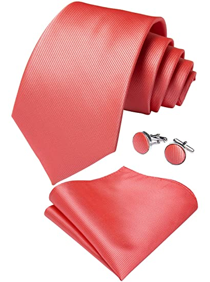 DiBanGu - Pañuelo de seda para hombre con corbata y bolsillo ...
