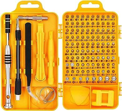 126 in 1 Precision Set w//Driver Kit Professional Saxophone Repair Tool Kit NEW