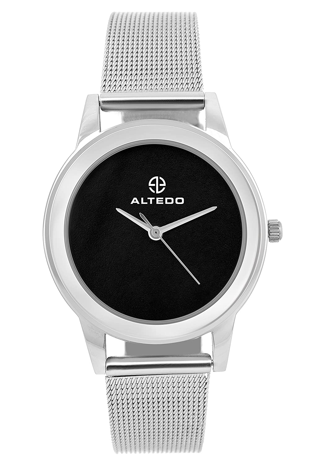 Buy Altedo Analog Black Dial Women s Watch - Eternal Series Online at Low  Prices in India - Amazon.in f98adc3b7b